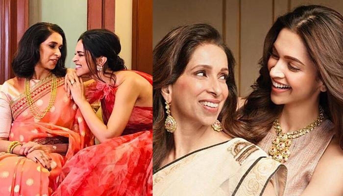 Deepika Padukone Tried Hard To Make Her Mother, Ujjala Padukone Smile And Then This Happened