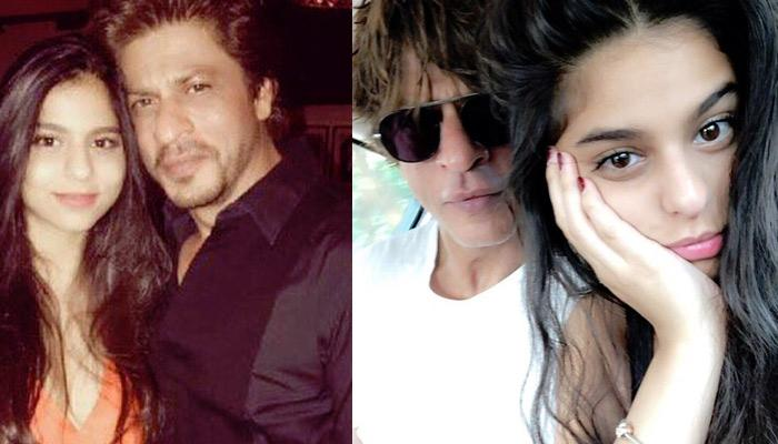 Shah Rukh Texts Suhana Khan That He Misses Her, Her Reply Will Make You Want To Hug Your Dad