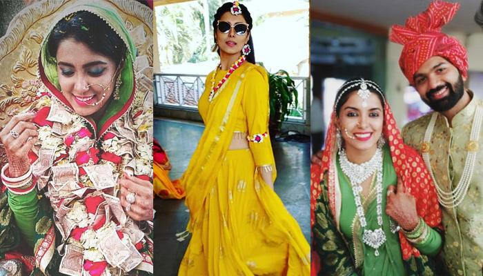 Bhagyavidhaata Star Richa Sony Gets Married To Longtime Fiance, Jigar Ali Sumbhaniya [Pics Inside]