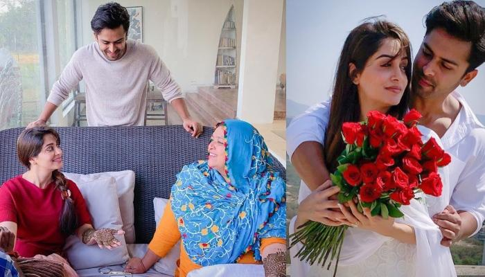 Dipika Kakar All Set To Celebrate First Wedding Anniversary With Shoaib Ibrahim, Gets Mehendi Done