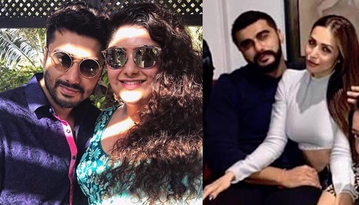 Anshula Kapoor Shares If She Likes Bhaiya Arjun Kapoor's Girlfriend, Malaika Arora
