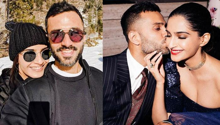 Sonam Kapoor's Hubby Anand Ahuja Reveals What Happened When He Saw Her First Time