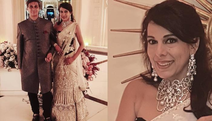 Pooja Bedi Gets Engaged To Boyfriend Maneck Contractor, Shares The Details Of Her Sky High Proposal