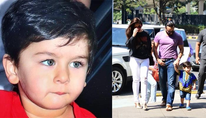 Kareena Kapoor Khan And Saif Ali Khan Don't Want To Cover Taimur Ali Khan's Face In Public
