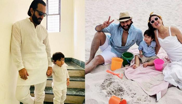 Saif Ali Khan Reveals How Taimur Ali Khan Reacts When He Dims Lights In The Evening