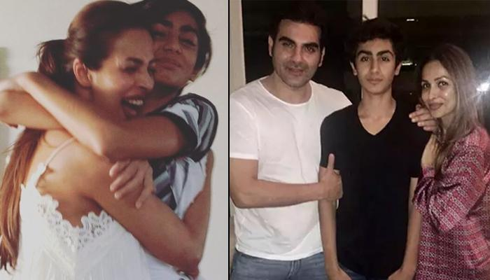 Malaika Arora Reveals How Her And Arbaaz Khan's Son Arhaan Khan Reacted To His Parents' Divorce
