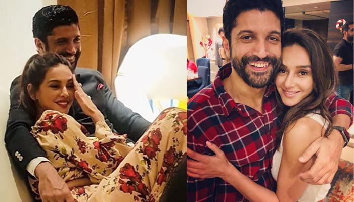 Farhan Akhtar And Shibani Dandekar Complete One Year Of Togetherness, Posts An Adorable Picture