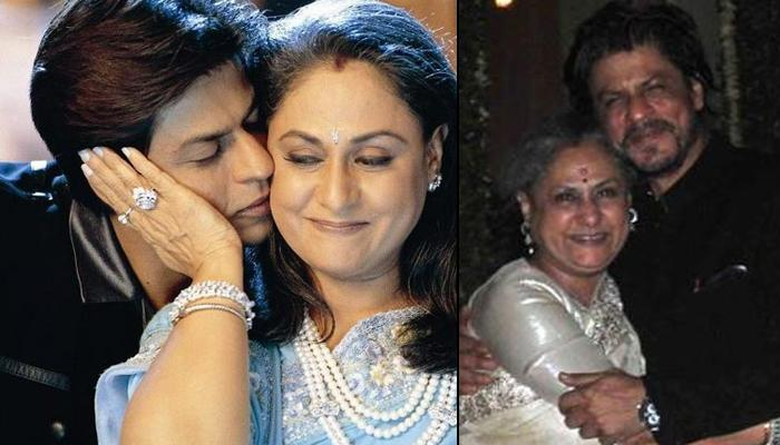 Jaya Bachchan Said She Would've Slapped Shah Rukh Khan In A Throwback Interview, Here's Why!