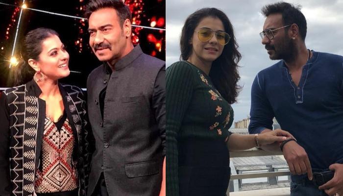 Kajol Celebrates Her 20th Wedding Anniversary With Ajay Devgan, Shares The Secret Of Their Marriage