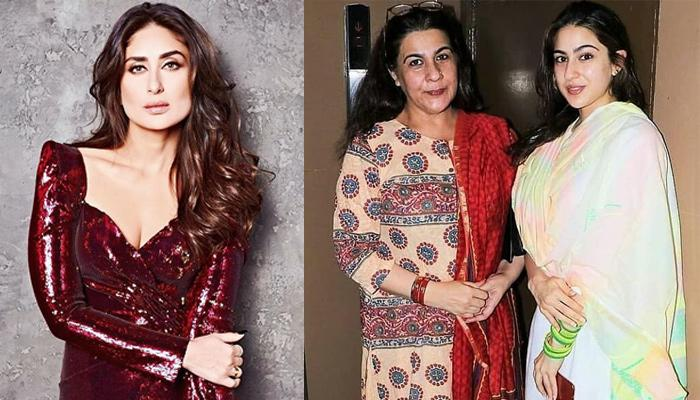 Kareena Kapoor Khan Had The Most Shocking Answer When Asked About Keeping Balance With Amrita Singh