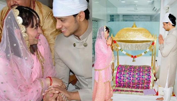 Sushant Mohindru Of Naamkarann Fame Gets Engaged To Girlfriend, Both Share Their Roka Pics