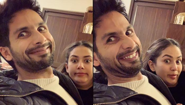 Shahid Kapoor Celebrates 38th Birthday Goofing Around With Mira Kapoor, She Pens Loving Note For Him