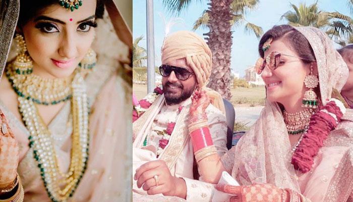 Lovey Sasan Wore A Sabyasachi Lehenga On Her Gurudwara Wedding, Looks Mesmerising As Sikh Bride