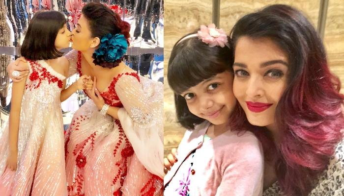 Aishwarya Rai Bachchan's Unseen Childhood Picture Will Remind You Of Her Daughter Aaradhya Bachchan