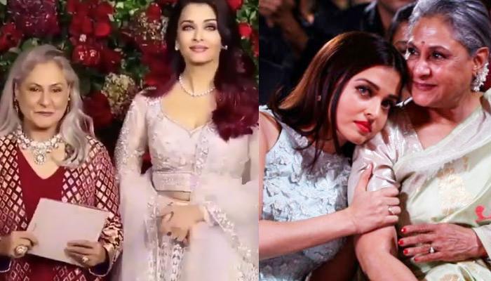 Jaya Bachchan Praises Daughter-In-Law Aishwarya Rai Bachchan In This Throwback Interview