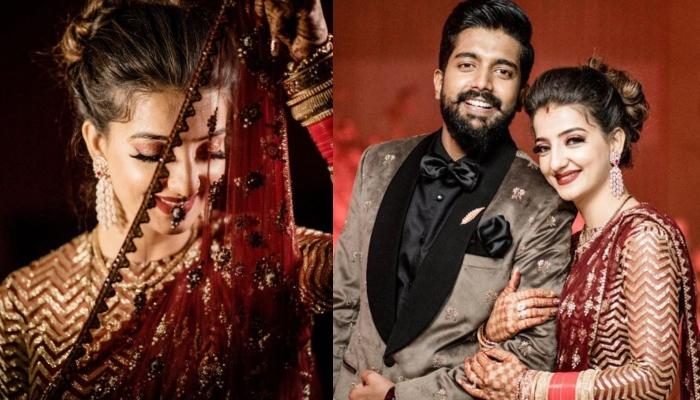 Lovey Sasan Of 'Saath Nibhaana Saathiya' Shares Gorgeous Unseen Pictures From Her Wedding Reception
