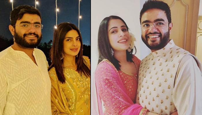 Priyanka Chopra S Brother Siddharth Chopra S Wedding Was Called