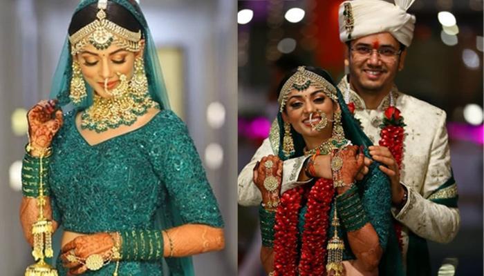 Kajol Srivastava Gets Married To Her Longtime Fiance, Ankit Khare, Her Lehenga's Latkan Is So Unique