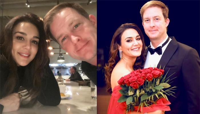 Preity Zinta And Gene Goodenough Couldn't Celebrate Their Wedding Anniversary In 3 Years, Here's Why