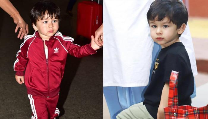 Taimur Ali Khan Is Already A Trend-Setter, Kid Spotted Sporting Similar Clothes Like Baby Nawab