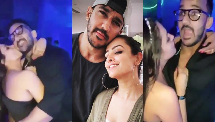 Anita Hassanandani Can't Stop Kissing Her Hubby, Rohit Reddy And His Reaction Is Epic, Video Inside