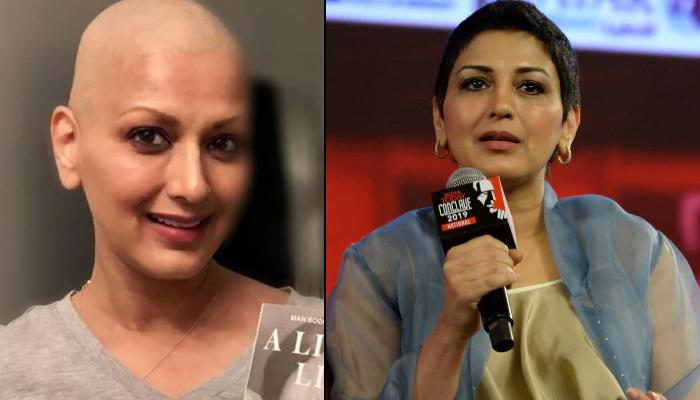 Sonali Bendre Gets Teary-Eyed Recalling Her Journey With Cancer: 'I Kept Thinking What I Did Wrong'