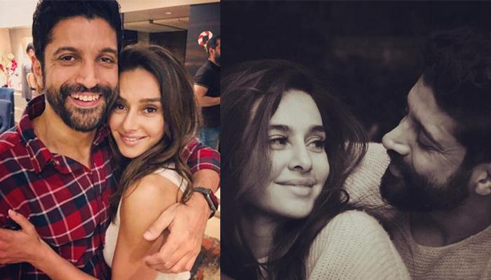 Farhan Akhtar Shares A Pic Of Ringed-Hands With GF Shibani Dandekar, Fans Wonder If They Are Engaged