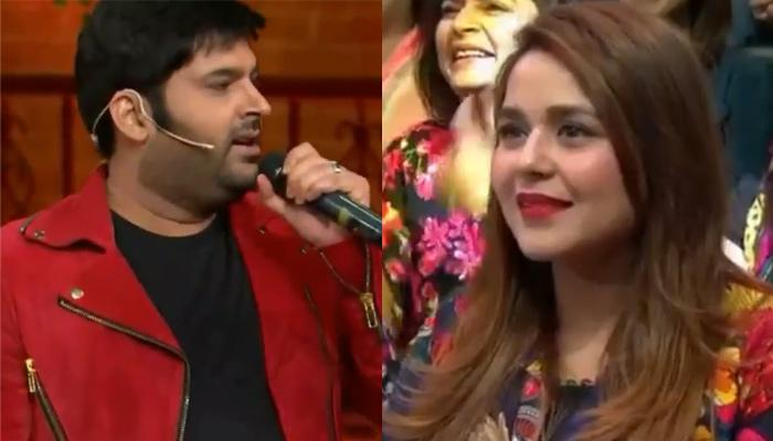 Kapil Sharma And Wife, Ginni Chathrath Exchange Lovey-Dovey Glances As He Sings 'O Hansini' For Her
