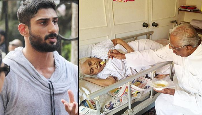 Baaghi 2's Prateik Babbar Posts A Heart-Wrenching Note About His 'Real Parents' On Their Birthday