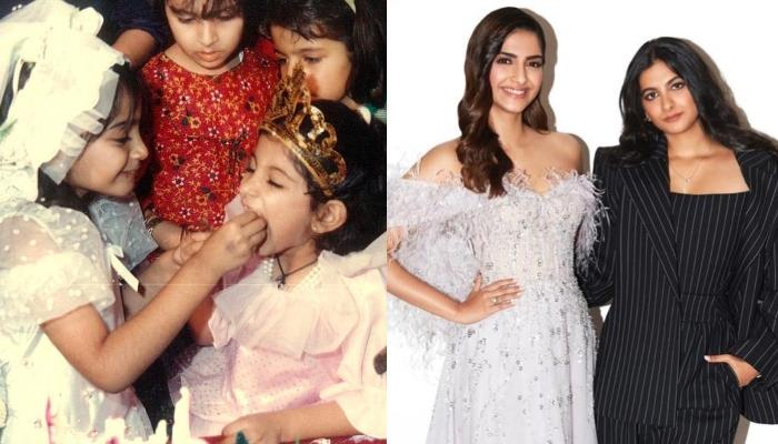 Rhea Kapoor Turns A Year Older, Sister Sonam Kapoor Ahuja Posts A Million Dollar Throwback Picture