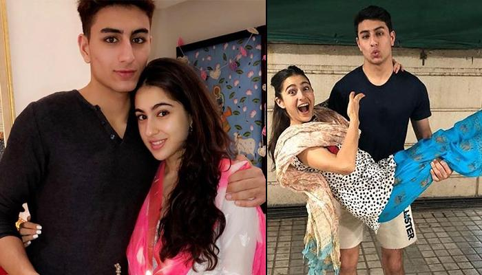 Sara Ali Khan's Goofy Birthday Wish For Ibrahim Ali Khan, Thanks 'Best Brother' For Tolerating Her
