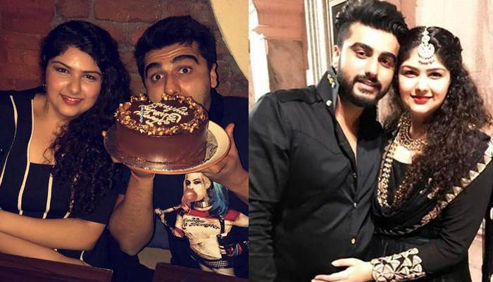 Arjun Kapoor's Reply On Sister, Anshula Kapoor's Cryptic Post Suggests That 'Bhai Ho Toh Aisa'