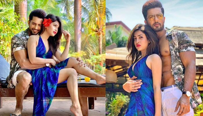 'Guddan Tumse Na Ho Payega' Actor Rehaan Roy's Vacation With GF Jasmine Roy In Goa, Pics Inside