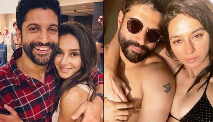 Shibani Dandekar Tricked Beau Farhan Akhtar Into Revealing Their Wedding Month, Checkout His Reply