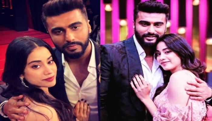 Arjun Kapoor Shares A Birthday Wish For Half-Sister, Janhvi Kapoor, Says 'The World Is Your Oyster'
