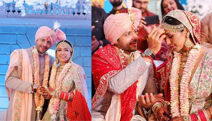 Neeti Mohan Shares Her Complete Wedding Journey On Hubby Nihaar Pandya's Birthday, Video Inside