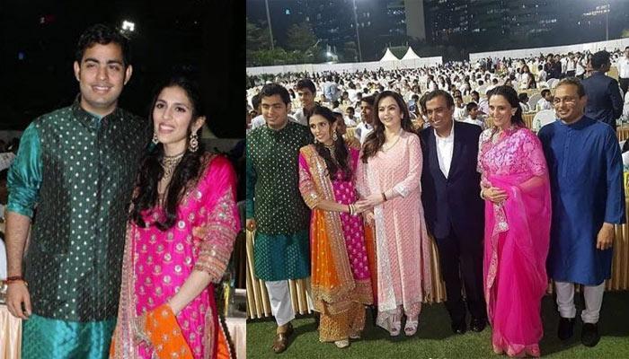 Akash Ambani And Shloka Mehta's Wedding Celebrations Begin With 'Anna Seva', Pictures Inside