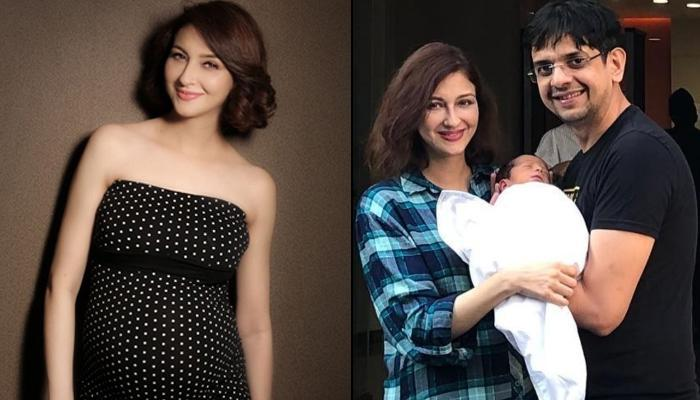 Saumya Tandon's Black-And-White Pic With Two-Month-Old, Miraan Tandon Singh Depicts Mother-Son Love