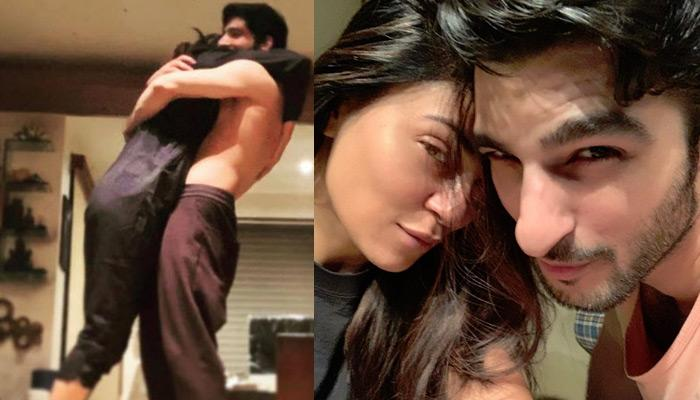 Sushmita Sen And Rohman Shawl Are Madly In Love With Each Other, This Video Is The Proof