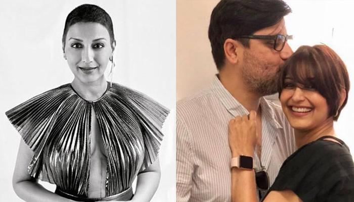 Sonali Bendre's Hubby, Goldie Behl Feels Privileged To Share His Life With Her Due To This Reason
