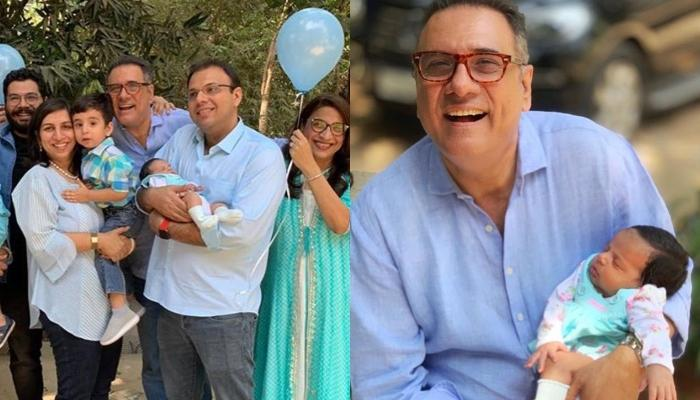 Boman Irani Celebrates One-Month Birthday Of His Granddaughter, Proud Grandfather Reveals The Name