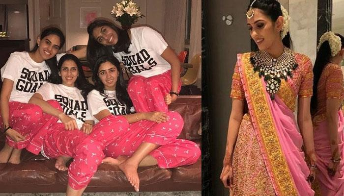 Unseen Pictures From Shloka Mehta's Bachelorette Trip To Berlin With Her Besties, Checkout Inside