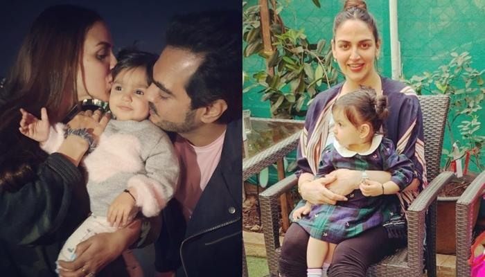 Esha Deol Gives A Glimpse Of 'Women's Day Treat' At Her Daughter, Radhya Takhtani's School