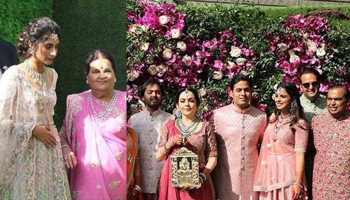 Akash Ambani's First Picture As A Groom Of Shloka Mehta With His Family, Live Updates From The Venue