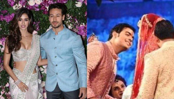 Tiger Shroff And Disha Patani Dazzle Together At Akash Ambani And Shloka Mehta's Grand Wedding