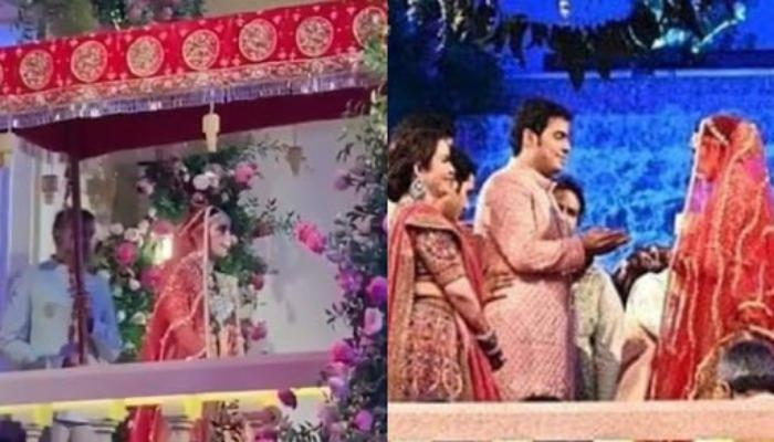 Shloka Mehta's Grand Bridal Entry In This Lovely Song Will Make You Want To Get Married Right Away