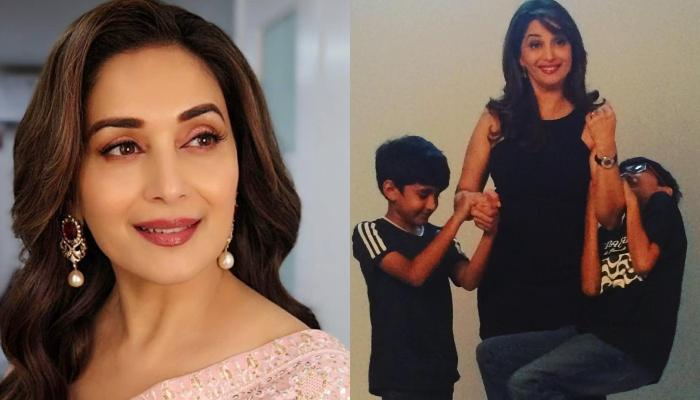 Madhuri Dixit Nene Pens An Emotional Note For Son, Ryan On His 14th Birthday