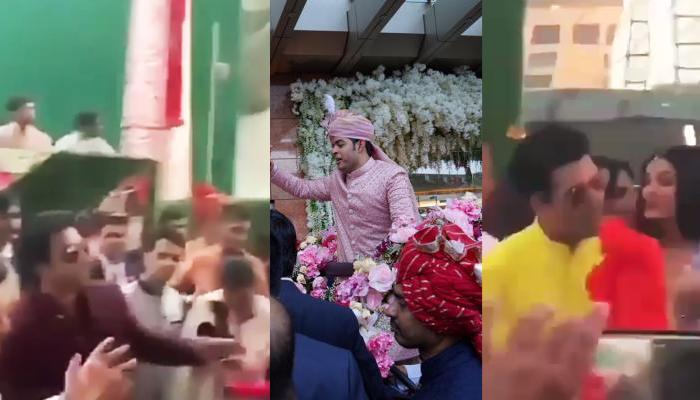 Ranbir Kapoor And Karan Johar Dance With Akash Ambani At His 'Baraat', Videos Inside