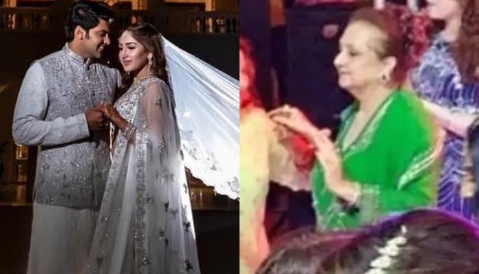 Saira Banu Dances Her Heart Out At Her Grandniece Sayyeshaa Saigal's Sangeet Night, Pictures Inside