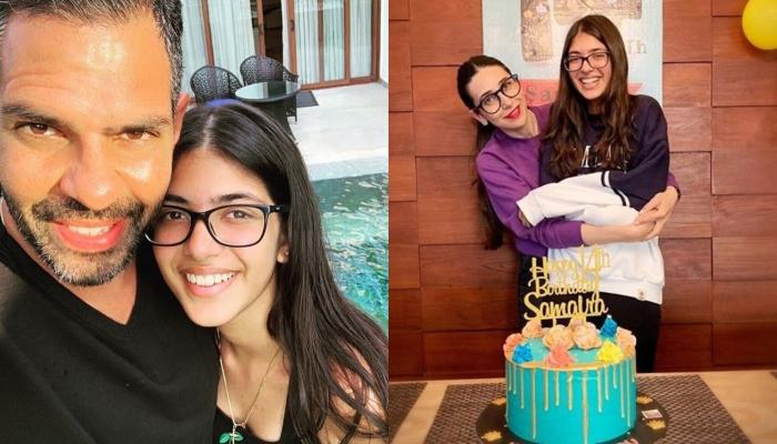 Karisma Kapoor's Daughter Samaira Kapoor Receives Birthday Wishes From Mom And Stepmom Priya Sachdev